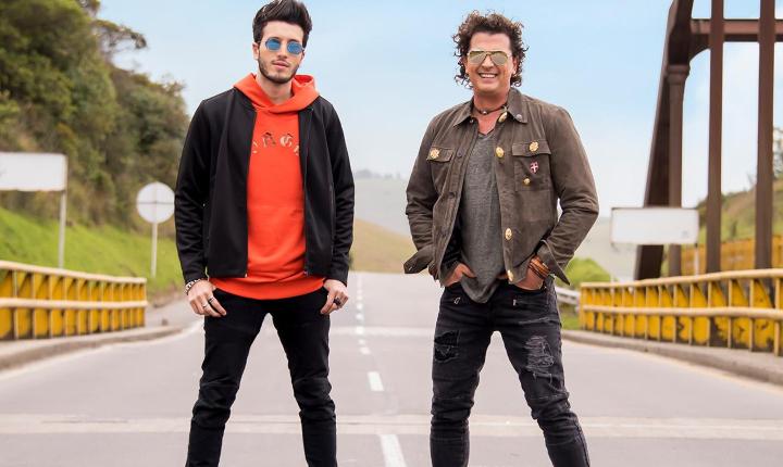 Carlos Vives y Sebastián Yatra juegan a qué tanto se conocen