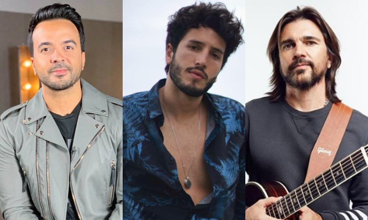 Fonsi, Yatra y Juanes cuentan sus experiencias en serie de podcast