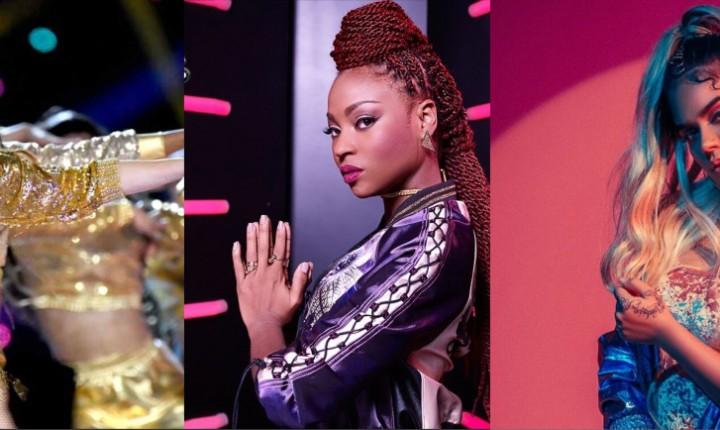 Shakira, Goyo y Karol G, Tres mujeres colombianas que están cambiando la industria