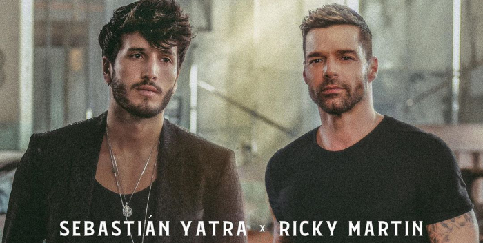 Sebastián Yatra ft. Ricky Martin