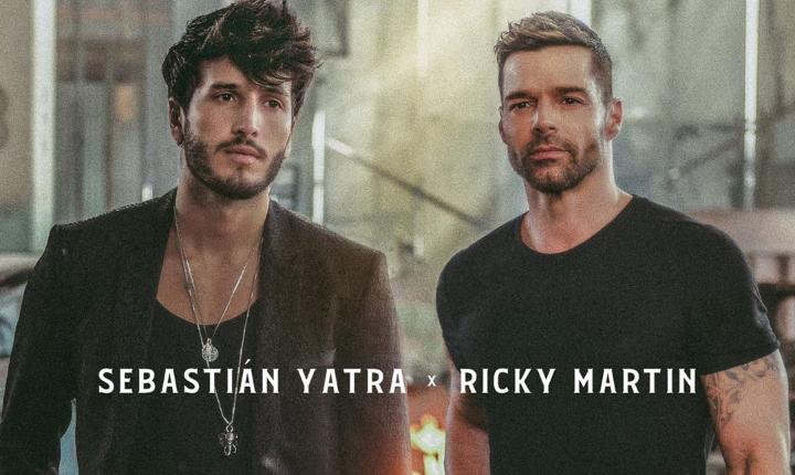 Sebastián Yatra y Ricky Martin estrenan 'Falta Amor'