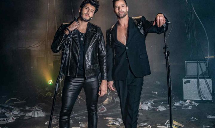 Ricky Martin y Sebastián Yatra revelan detalles de nuevo tema