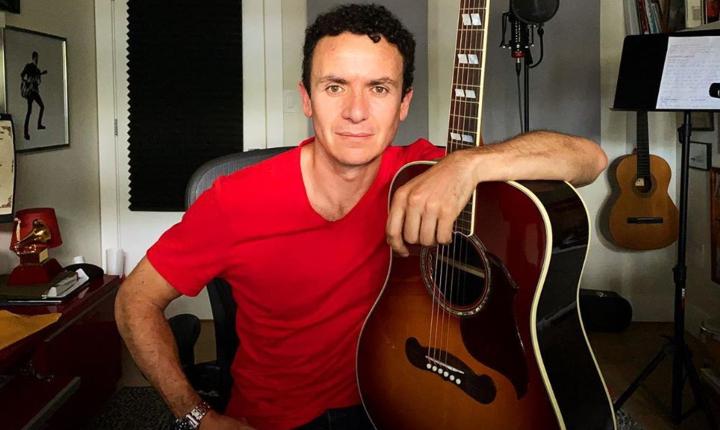 Fonseca anuncia concierto virtual gratuito