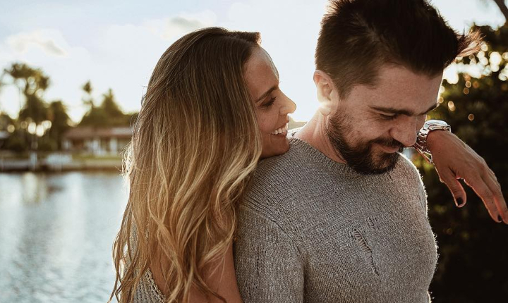La historia de amor de Juanes y Karen Martínez