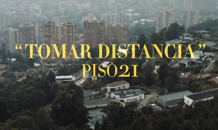 Piso 21 presenta su nueva balada 'Tomar Distancia'