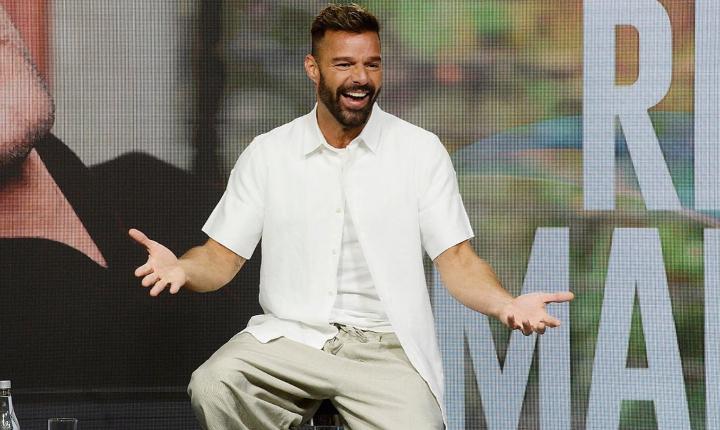 Ricky Martin recibirá homenaje por su obra filantrópica