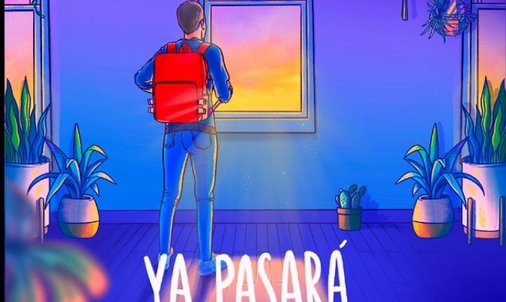 Carlos Rivera estrena 'Ya Pasará' para apoyar a niños vulnerables por la pandemia