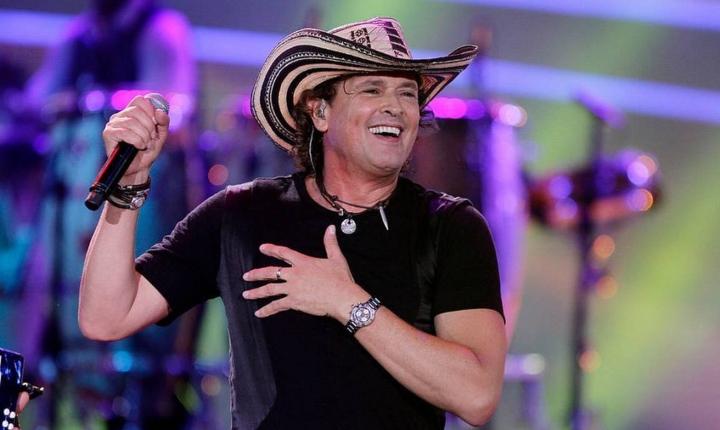 Carlos Vives será reconocido con premios especial en los Billboard