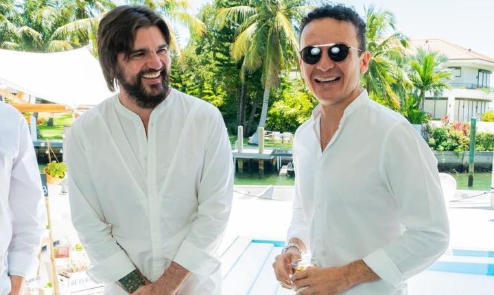 Juanes y Fonseca harán concierto privado para sus fans