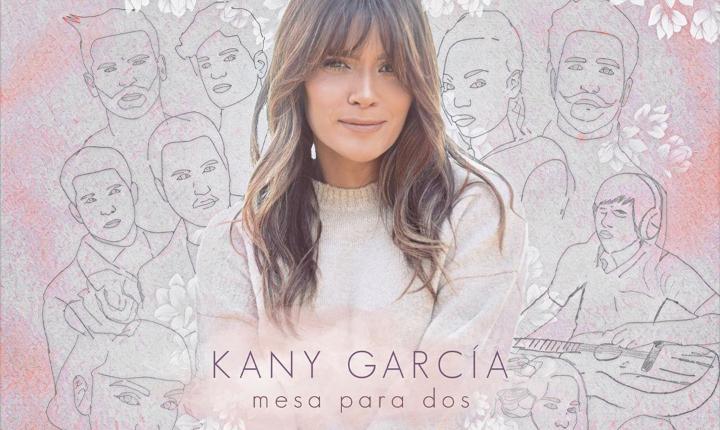 Kany García lanza su álbum 'Mesa Para Dos'