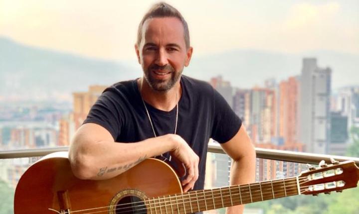 Lucas Arnau se prepara para lanzar nuevo disco