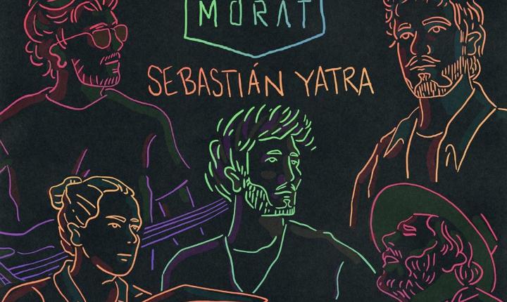 Morat y Sebastián Yatra estrenan 'Bajo La Mesa'