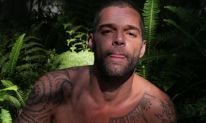 Ricky Martin se desahoga en redes sociales sobre su aislamiento