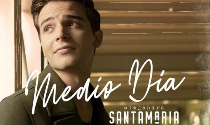 Alejandro Santamaría presenta versión acústica de 'Medio Día'