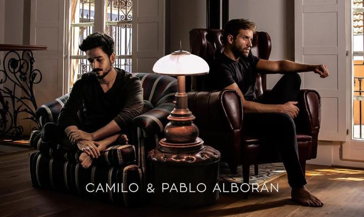 Camilo y Pablo Alborán estrenan 'El Mismo Aire'