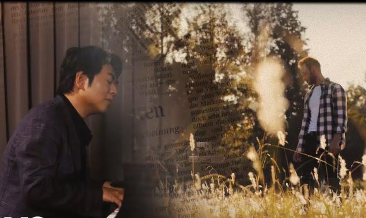 Luciano Pereyra y el pianista Lang Lang recrean tema 'Me Enamoré de Ti'