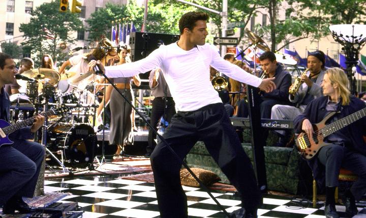 El día que Ricky Martin fue conocido como el 'Elvis Puertorriqueño'