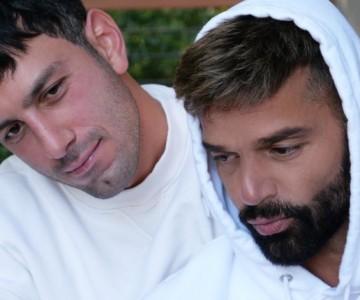Ricky Martin revela dura discusión que tuvo con su esposo