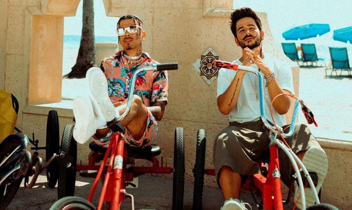 Camilo colabora con Rauw Alejandro en 'Tattoo Remix'