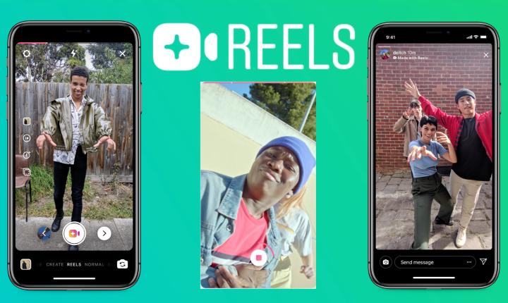 Instagram Reels casi listo para remplazar a TikTok
