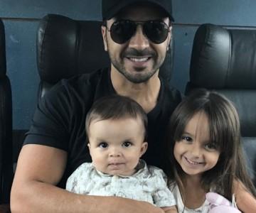 Luis Fonsi lanza con sus hijos nueva versión de 'Baby Shark