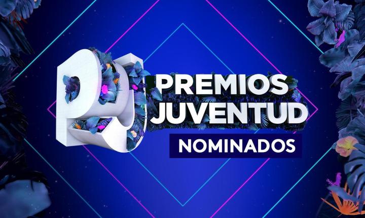 Artistas Radio Tiempo nominados a Premios Juventud