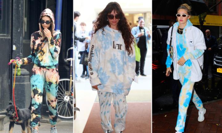 El Tie-Dye, una expresión de inconformismo a través de la moda 2020