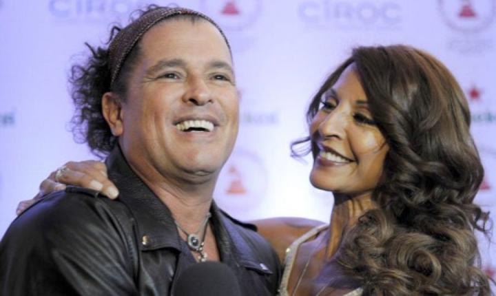 Amparo Grisales le pone quejas a Carlos Vives de su esposa