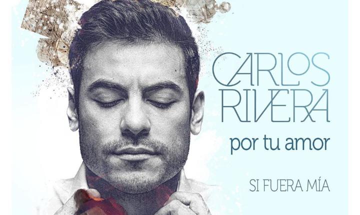 Carlos Rivera presenta 'Por Tu Amor'
