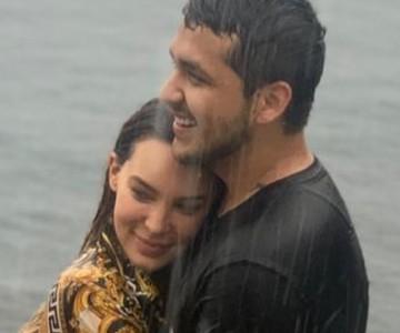 Belinda y Christian Nodal se juran amor eterno