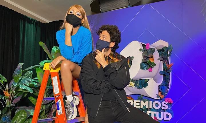 Tini reacciona por encuentro de Sebastián Yatra y Danna Paola