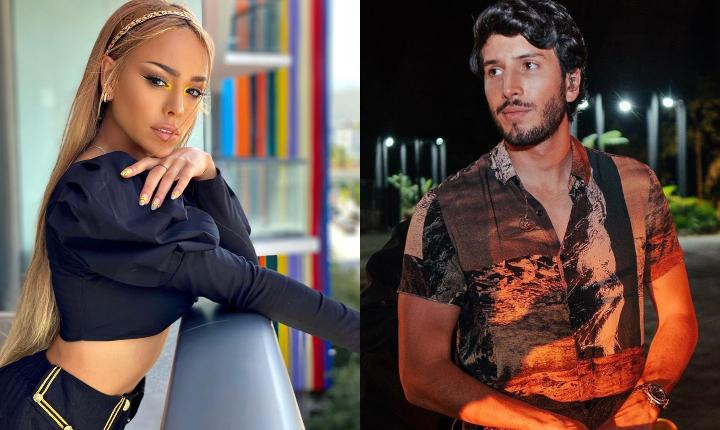Captan a Sebastián Yatra y Danna Paola muy juntos en Miami