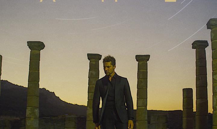 David Bisbal presenta su nuevo sencillo 'Amor Amé'
