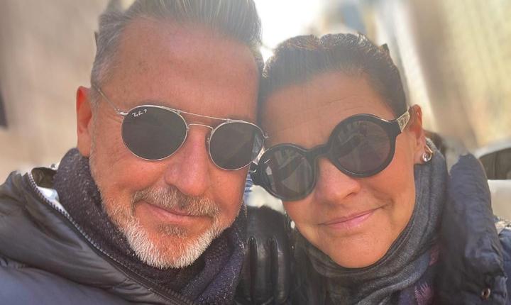 Emotivo mensaje de Ricardo Montaner a su esposa por aniversario