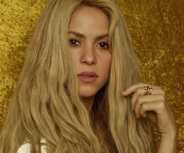 Así lució Shakira en su fiesta de 15 años