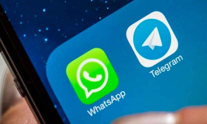 Razones para serle infiel a WhatsApp con Telegram