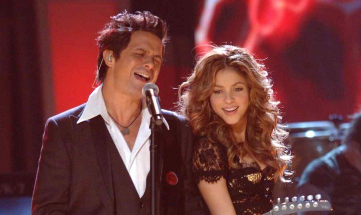 Salen a la luz más videos entre Shakira y Alejandro Sanz
