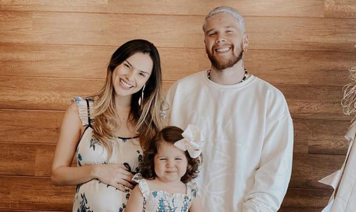 Dim, de Piso 21, anuncia nacimiento de su segunda hija