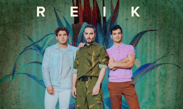 Reik hace homenaje en acústico a México presentando el EP 'De México'