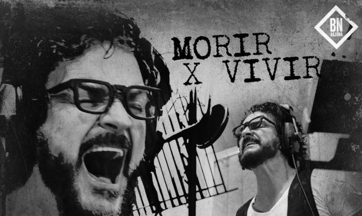 Ricardo Arjona finaliza su álbum 'Blanco' con el estreno de 'Morir Por Vivir'