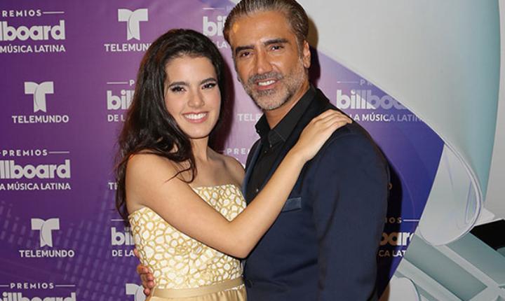 Alejandro Fernández no quería que su hija se casara