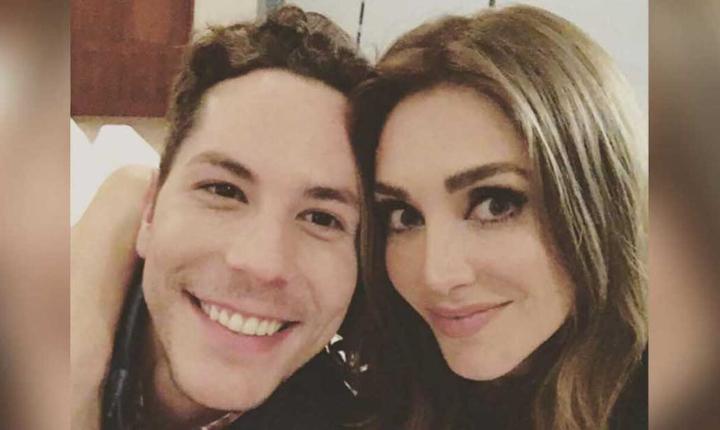 Anahí y Christian, de RBD, sorprenden cantando 'Sálvame'