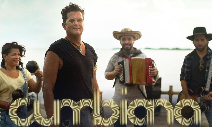Carlos Vives estrena el video oficial de 'Cumbiana'
