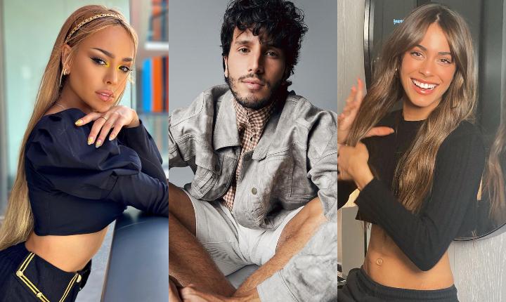 Danna Paola responde a trino de ex de Sebastián Yatra