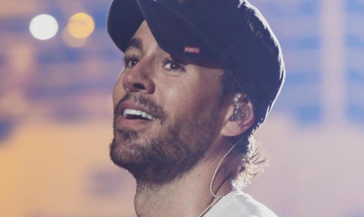 Enrique Iglesias elegido como el Artista Latino Más Grande