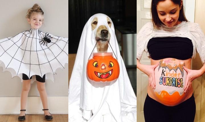 Este Halloween ponte creativa en casa