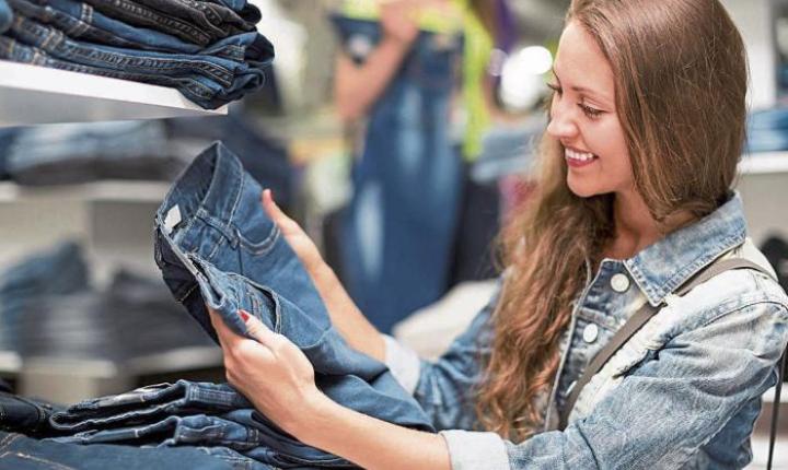 Cómo verte más alta, delgada o estilizada usando jeans