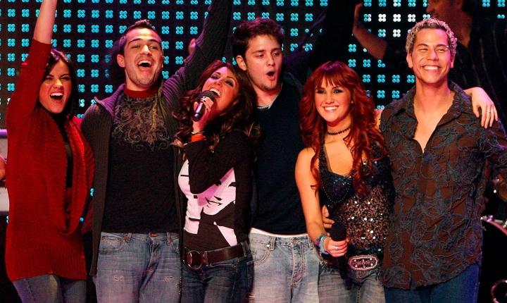 RBD logra récord en ventas para concierto de reencuentro