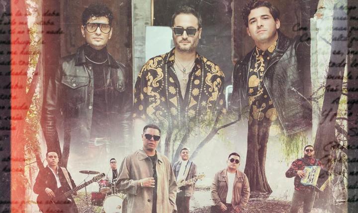Reik & Grupo Firme se unen para lanzar 'Con La Falta Que Me Haces'