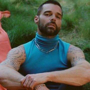 El cambio de look de Ricky Martin que enamora sus fans